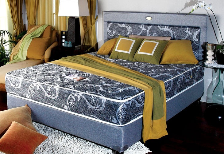 American Pillow Spring Bed
