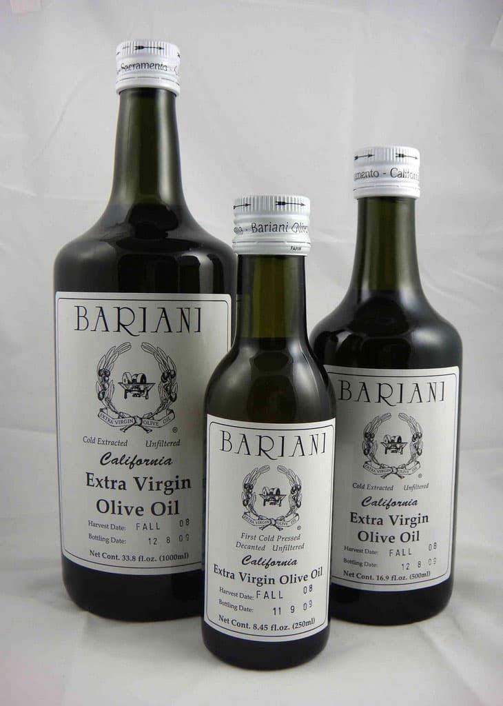 Bariani White Truffle California Extra Virgin Olive Oil
