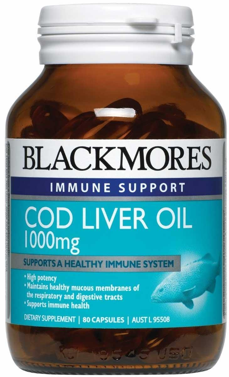 Blackmores Cod Liver Oil