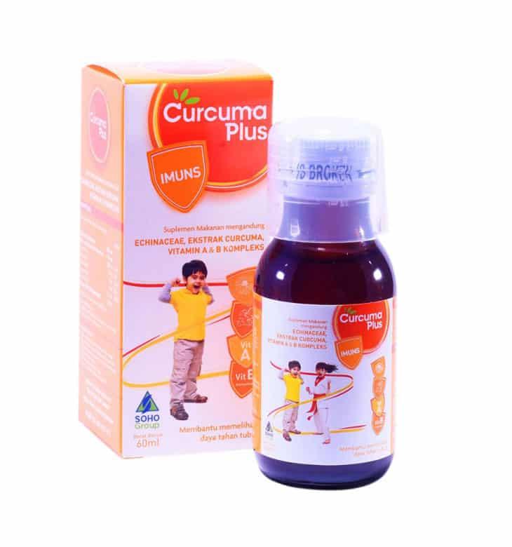 Curcuma Plus Imuns