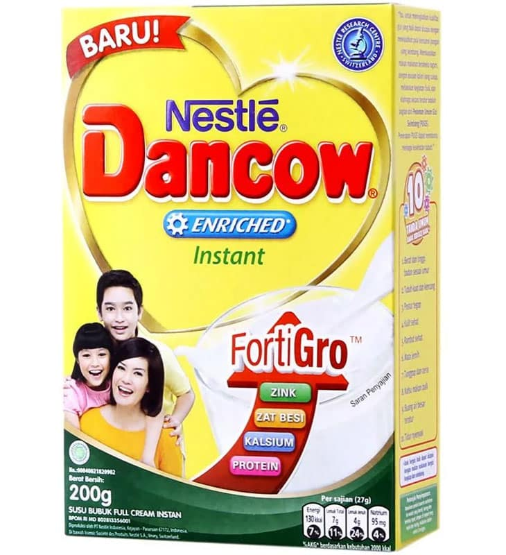Dancow Instant Enriched
