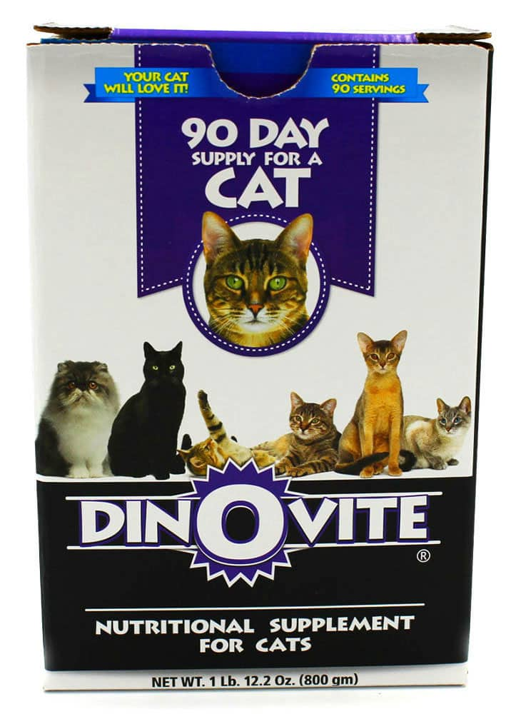 Dinovite Vitamin Kucing