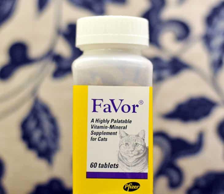 Favor Merk Vitamin Kucing