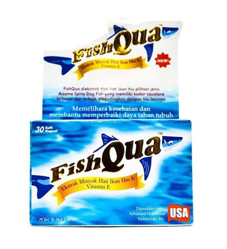 Fishqua Minyak Ikan