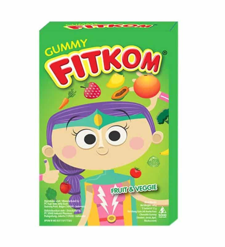 Fitkom Multivitamin