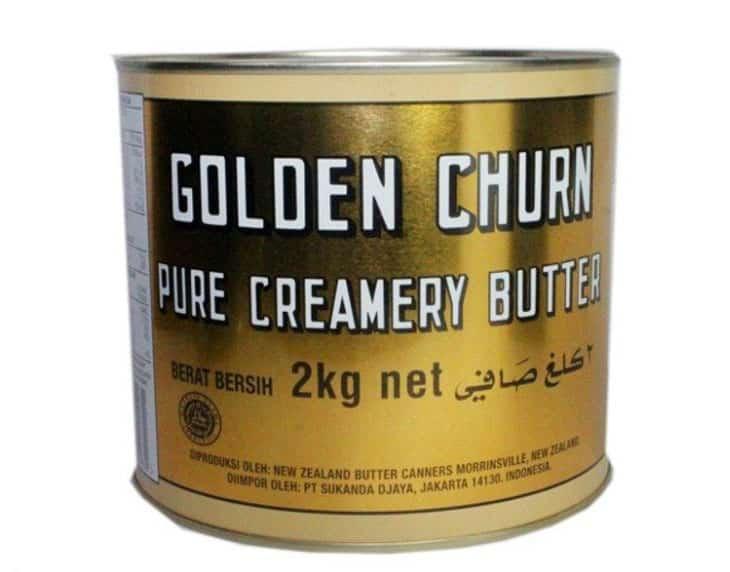 Golden Churn