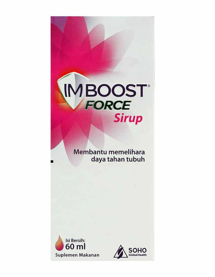 Imboost Force Syrup