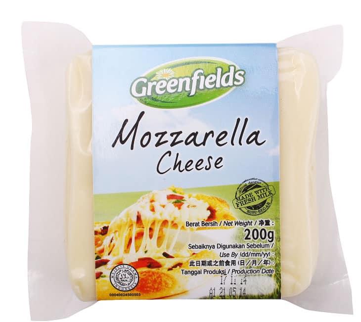 Keju Mozarella Greenfields