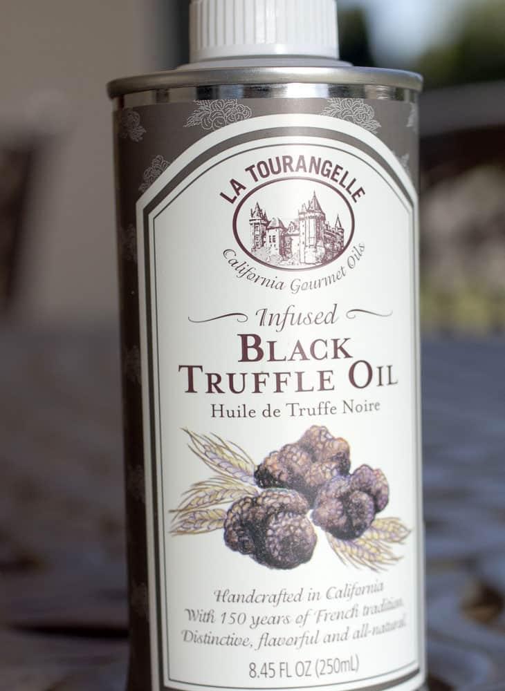 La Tourangelle Infused Black Truffle Oil