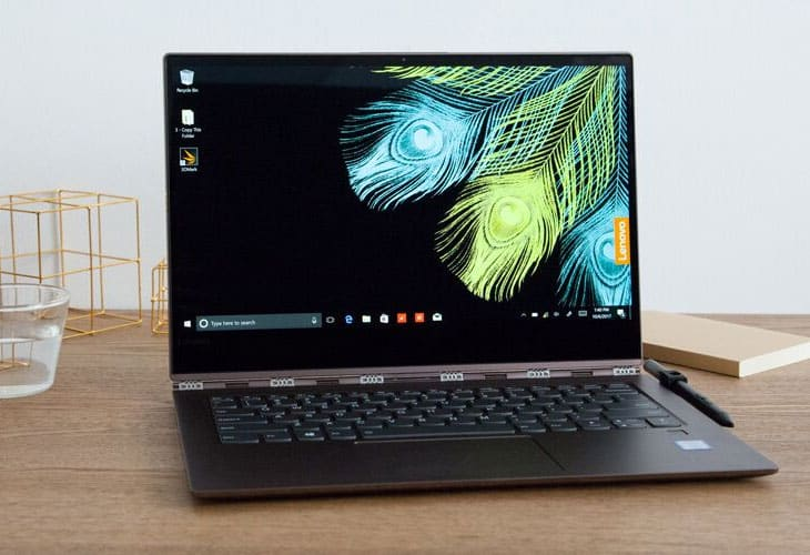 Merk Laptop Lenovo Yoga 920