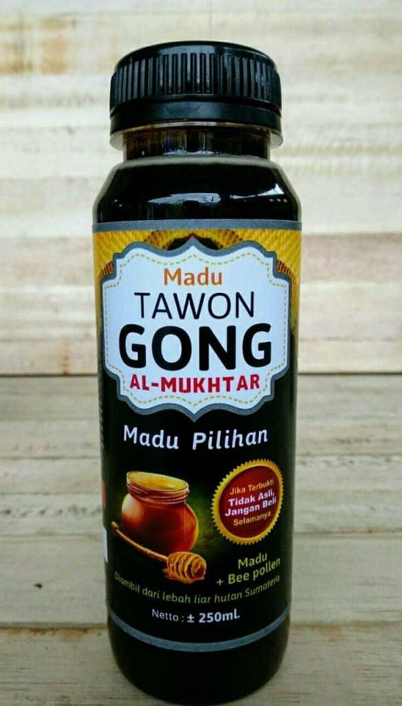 Madu-Asli-Tawon-Gung