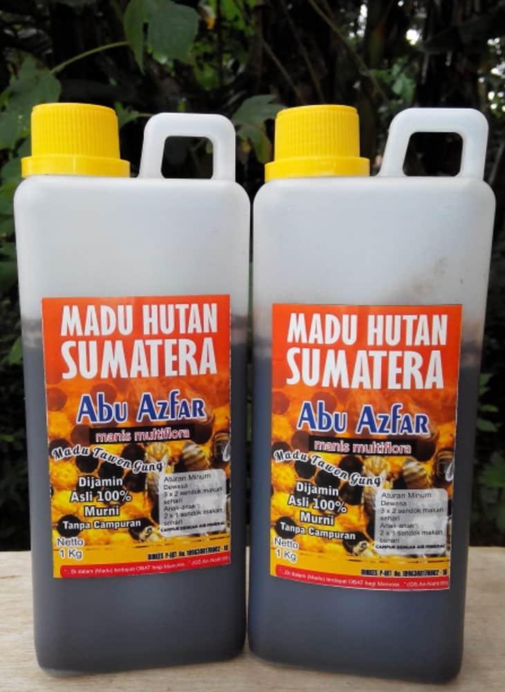 Madu-Asli-Hutan-Sumatera