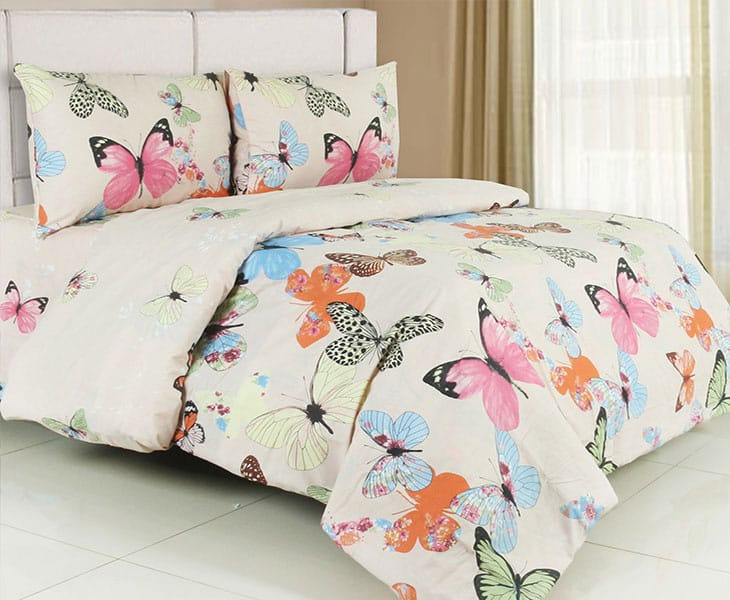 Merk Sprei Sweet Home