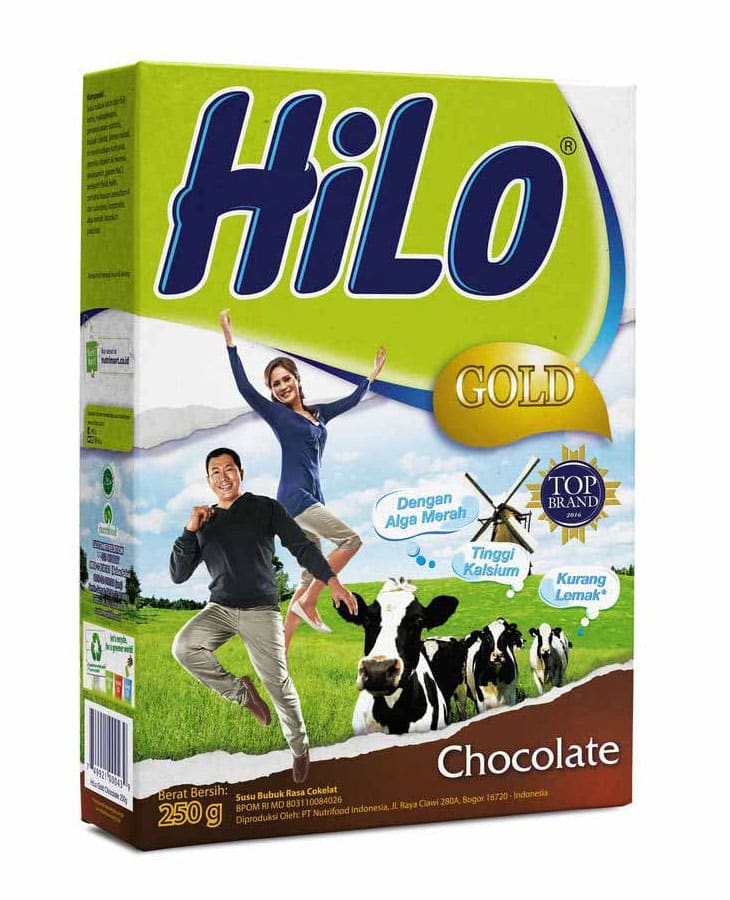 Merk Susu HiLo