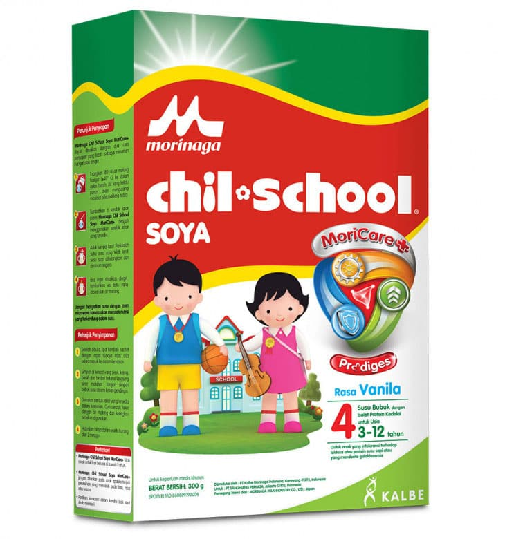 Morinaga Chil School Soya