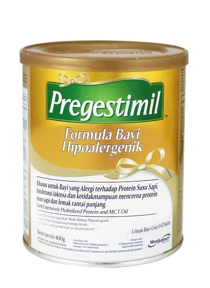 Pregestimil Formula Bayi Hipoalergenik