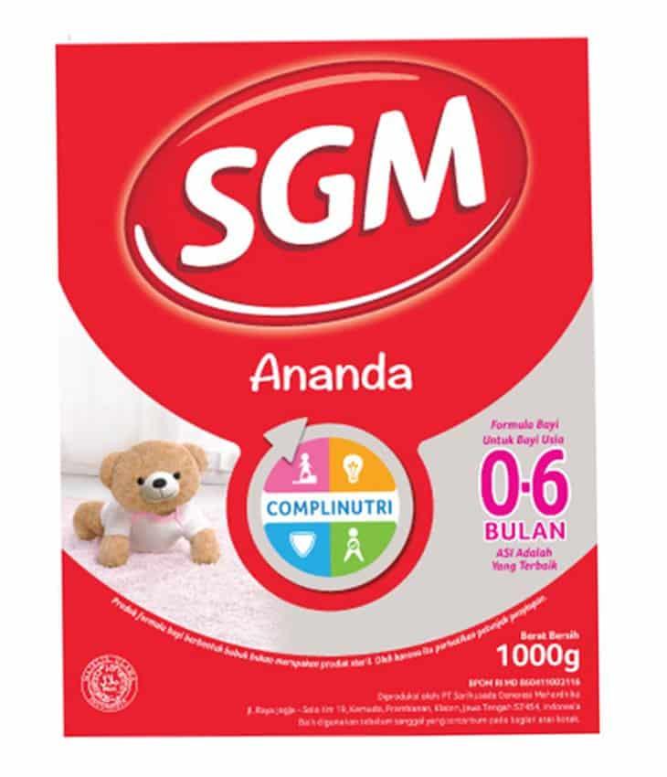 SGM Ananda Complinutri