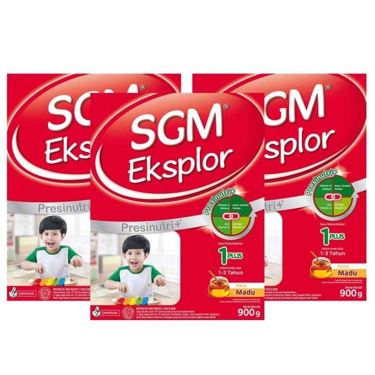 SGM Eksplor 1+