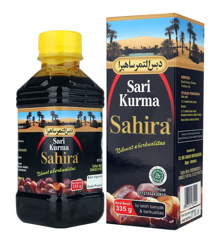 Sari Kurma Sahira