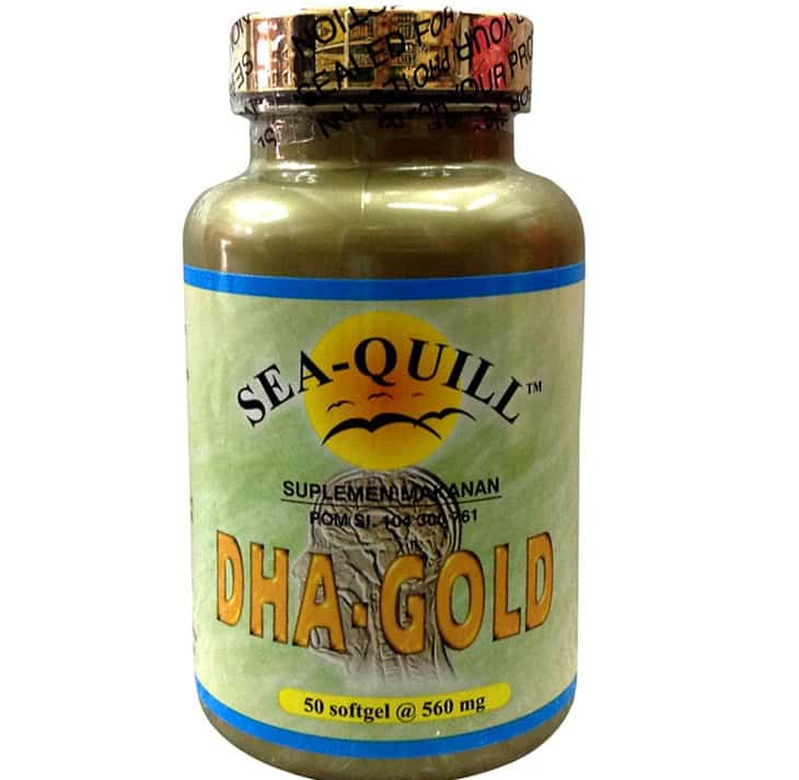 Sea Quill DHA Gold