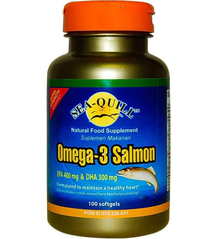Sea Quill Omega-3 Salmon