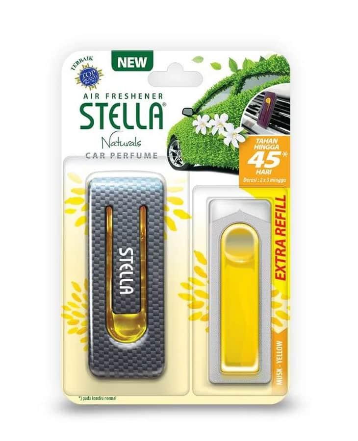Stella Naturals Car Perfume