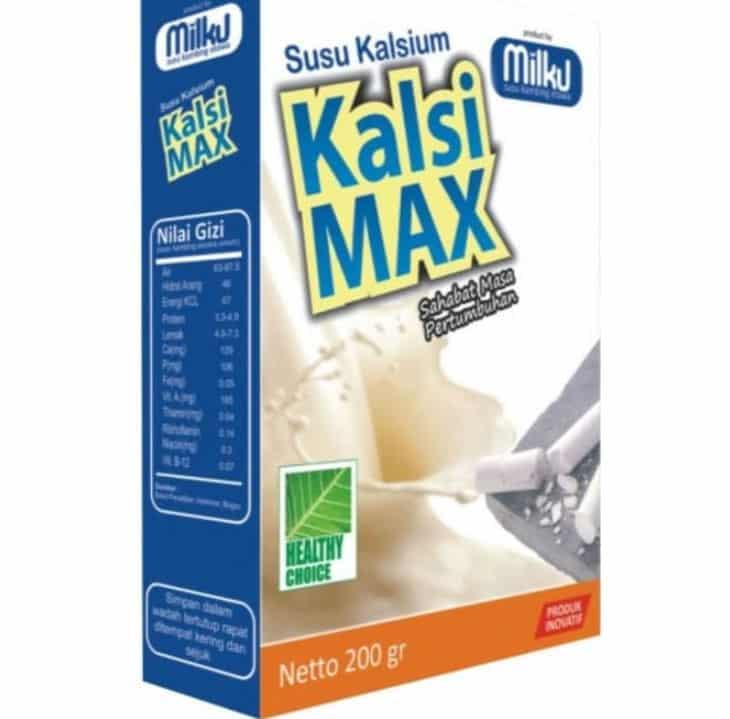 Susu Kalsimax