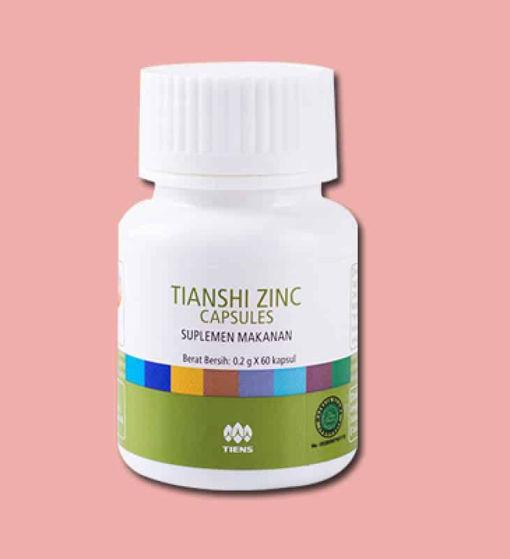 Tianshi Zinc Capsule