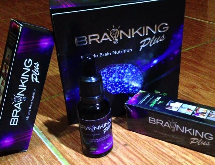 Vitamin Otak Brainking Plus