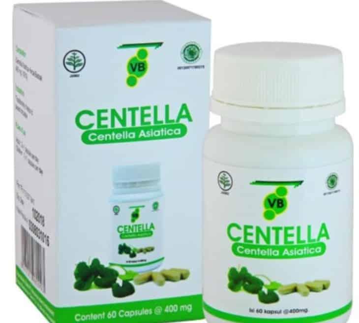 Vitamin Otak Vitabrain Centela