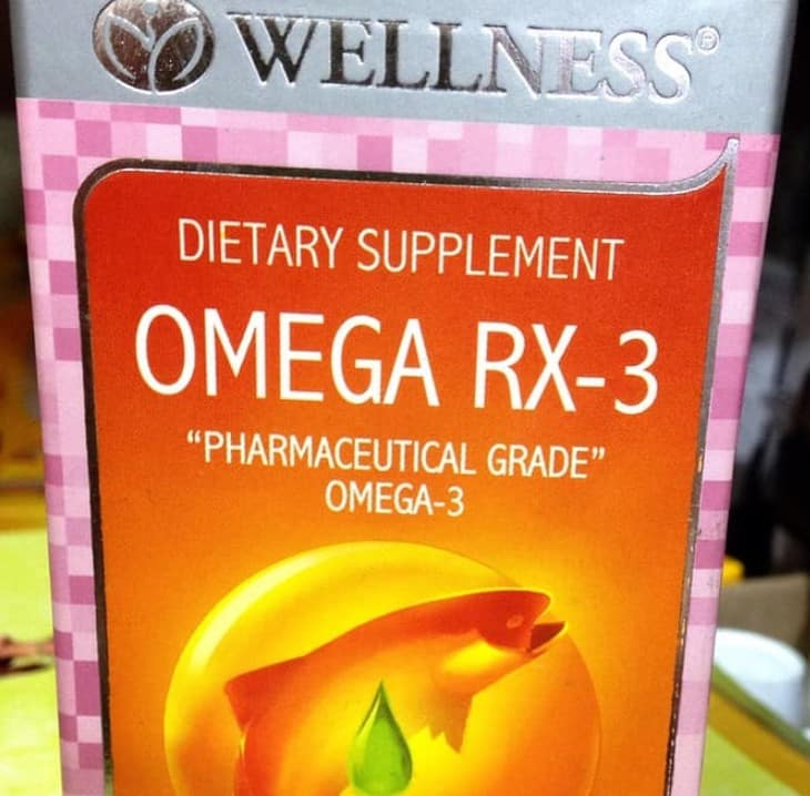 Wellness Omega RX - 3
