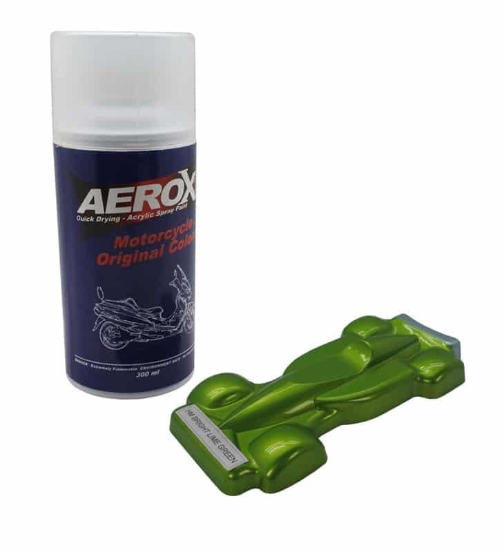 Aerox Spray Paint