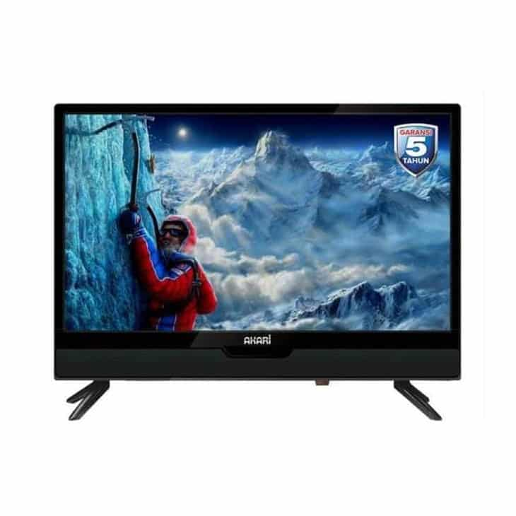 Akari LED TV 20 inchi