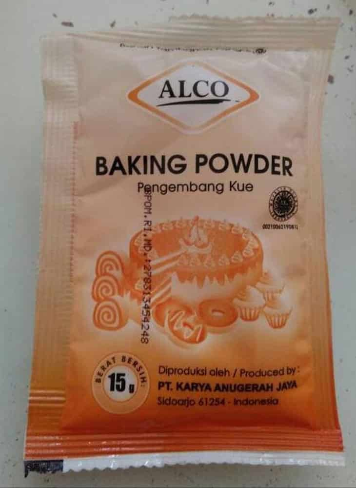 Alco Baking Powder