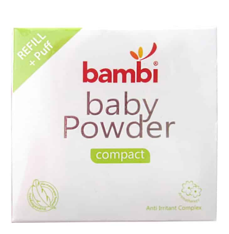 Bambi Compact Powder