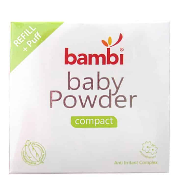 Bambi Compact Powder