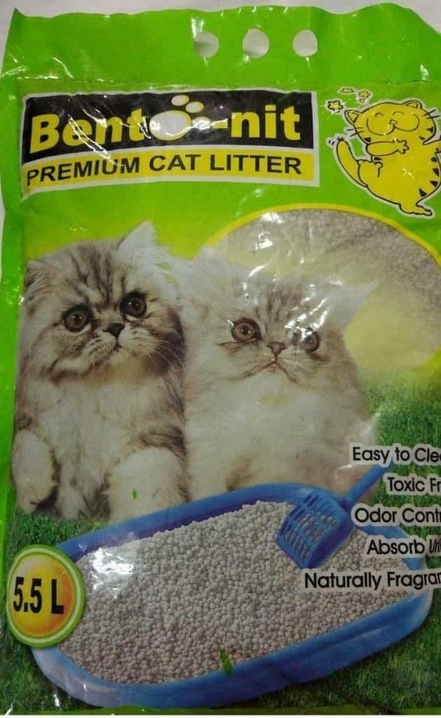 Bento-nit Premium Cat Litter