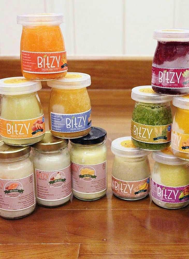 Bitzy Organic Baby Puree