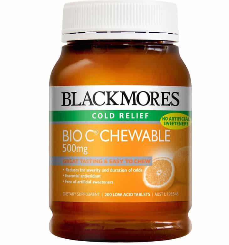 Blackmores Bio C Chewable Suplemen Vitamin C