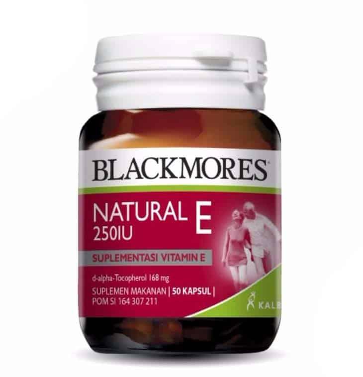 Blackmores Natural E