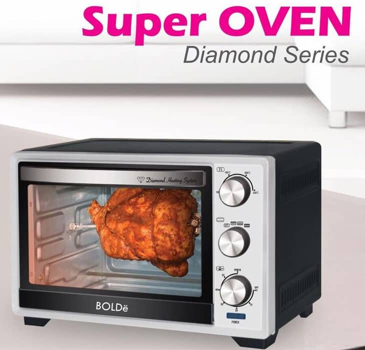 Bolde Super Oven Diamond