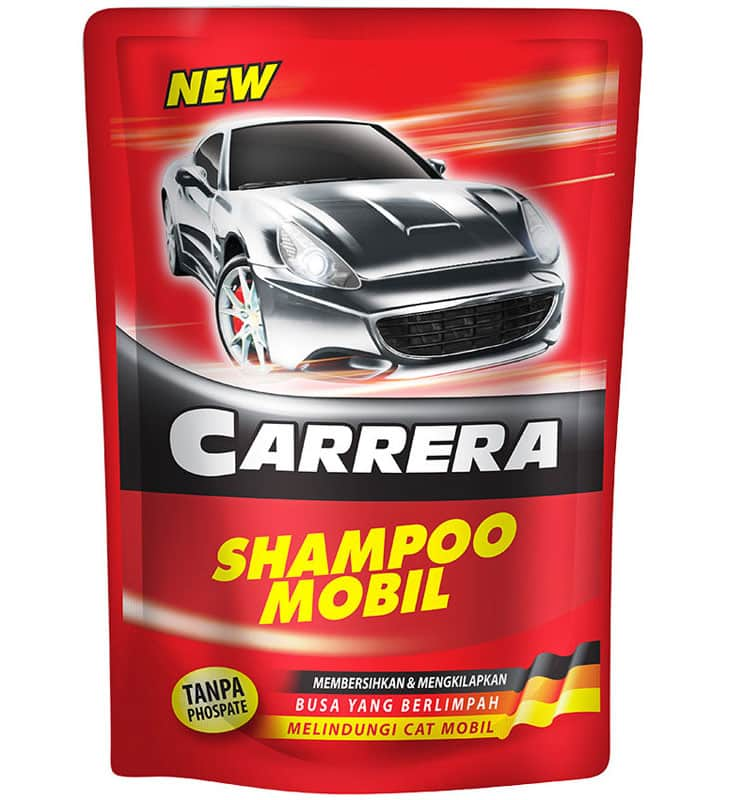 Carrera Shampoo Mobil