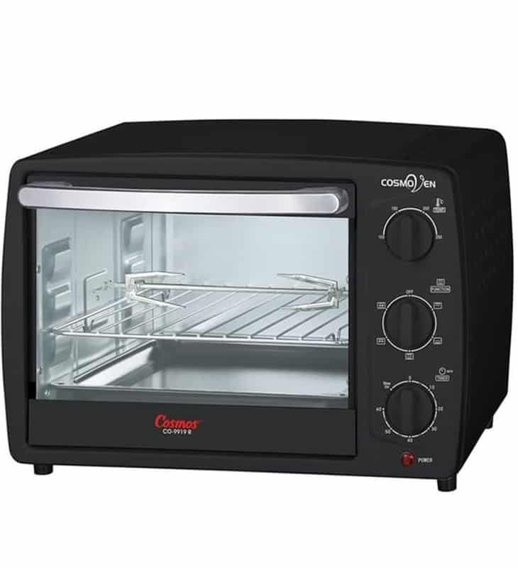Cosmos Oven Toaster With Rotiseries CO9919R