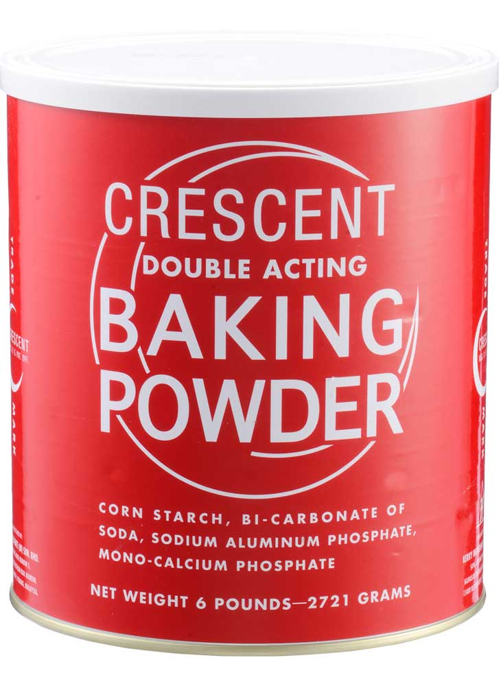 Crescent Double Acting Baking Powder