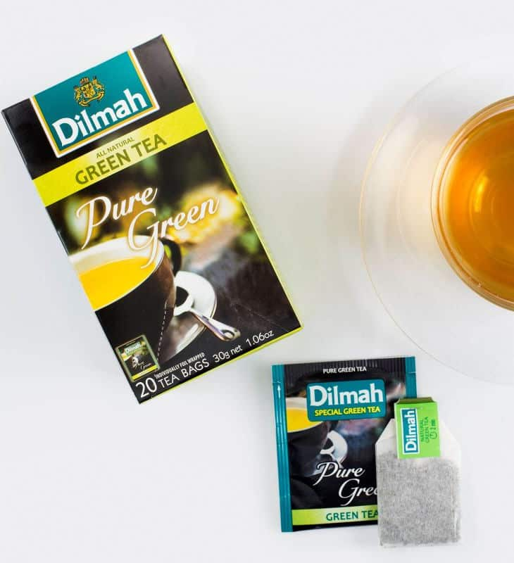 Dilmah Pure Green Tea