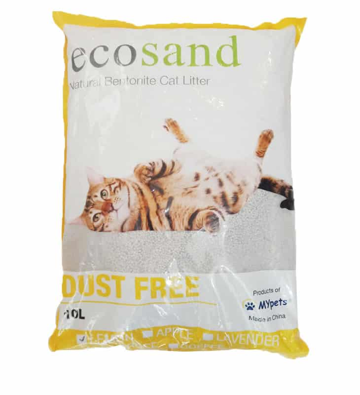 EcoSand Cat Litter