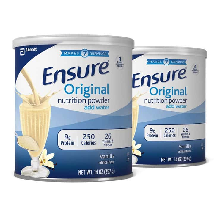 Ensure Original Nutrition Powder