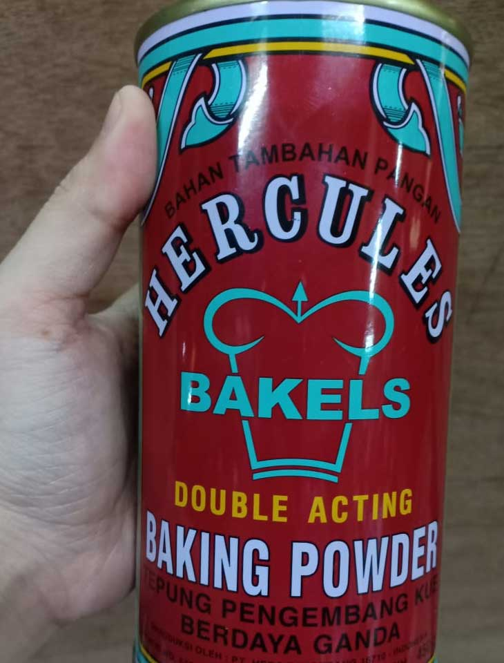 Hercules Bakels Double Acting Baking Powder