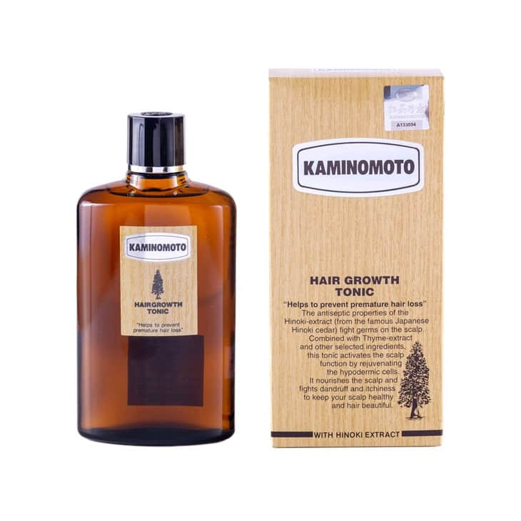 Kaminomoto Hair Growth Tonic