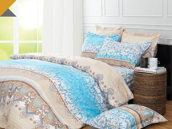Kendra bed cover